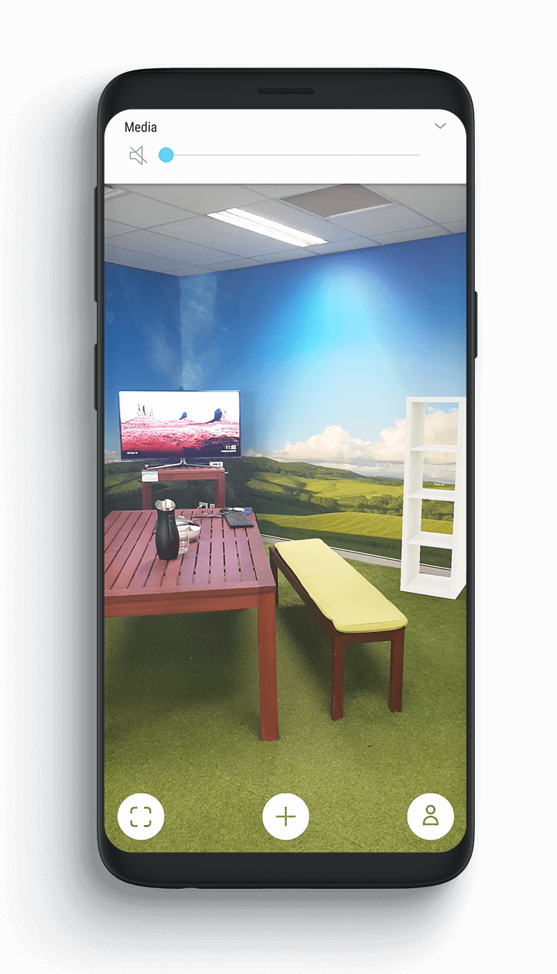 IKEA Place mobile app AR