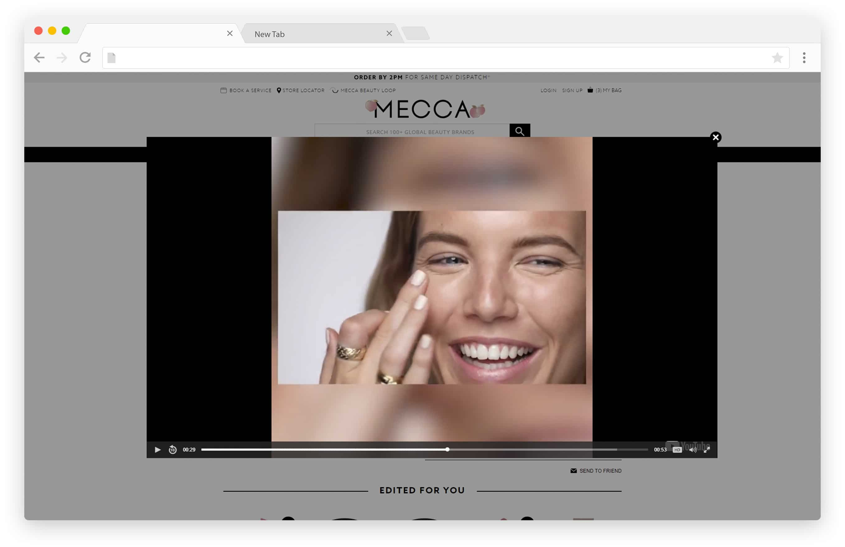 Mecca Video Content