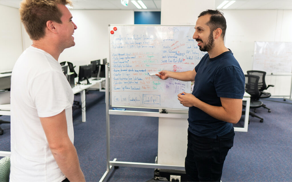 Sydney's leading web application development agency-4mation