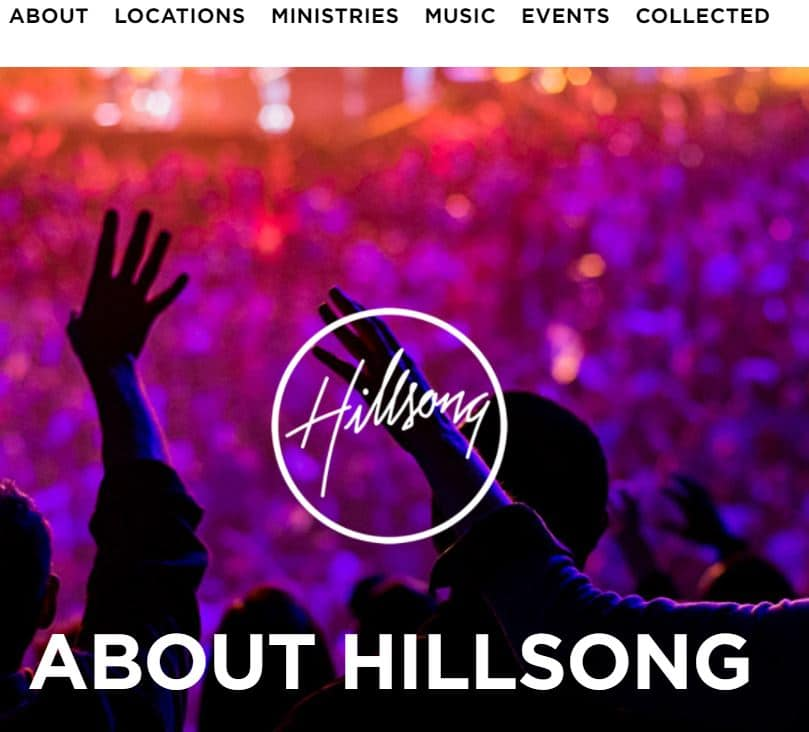 About Hillsong