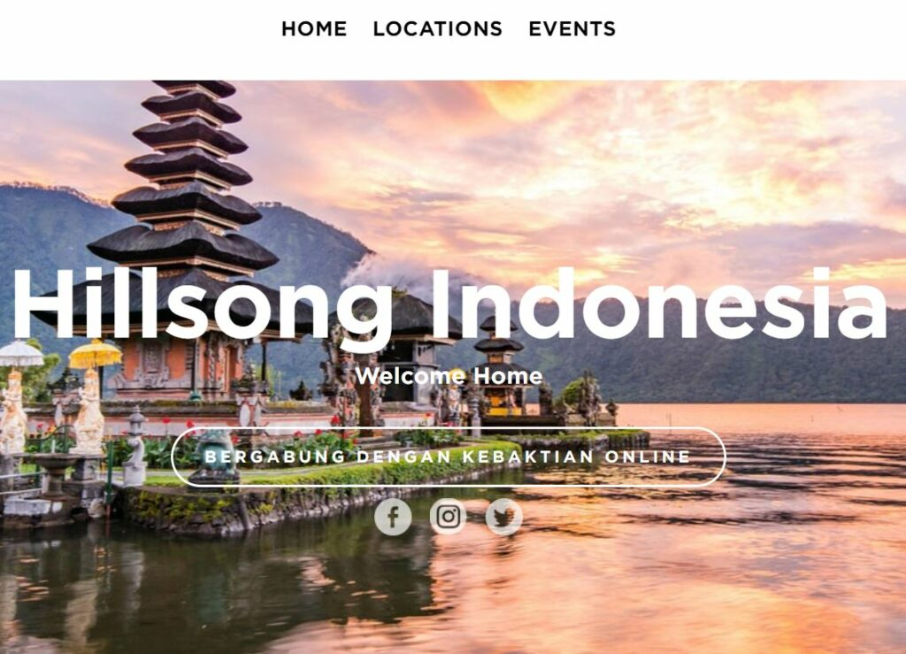 HIllsong - Indonesia