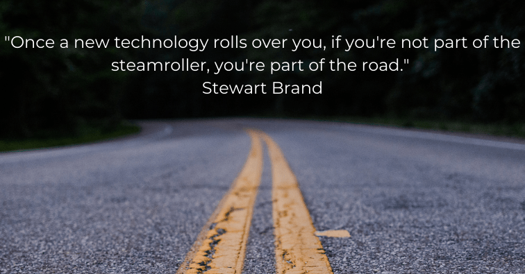new technology quote
