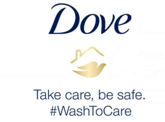 Dove commercial - COVID safe