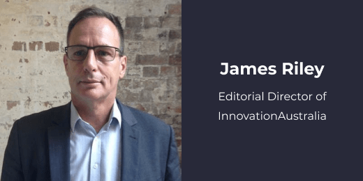 James Riley - InnovationaAus