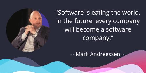Every company will be a software company.